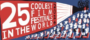 Portland Film Festival ranked as one of the 25 Coolest Film Festivals in the World by MovieMaker Magazine.