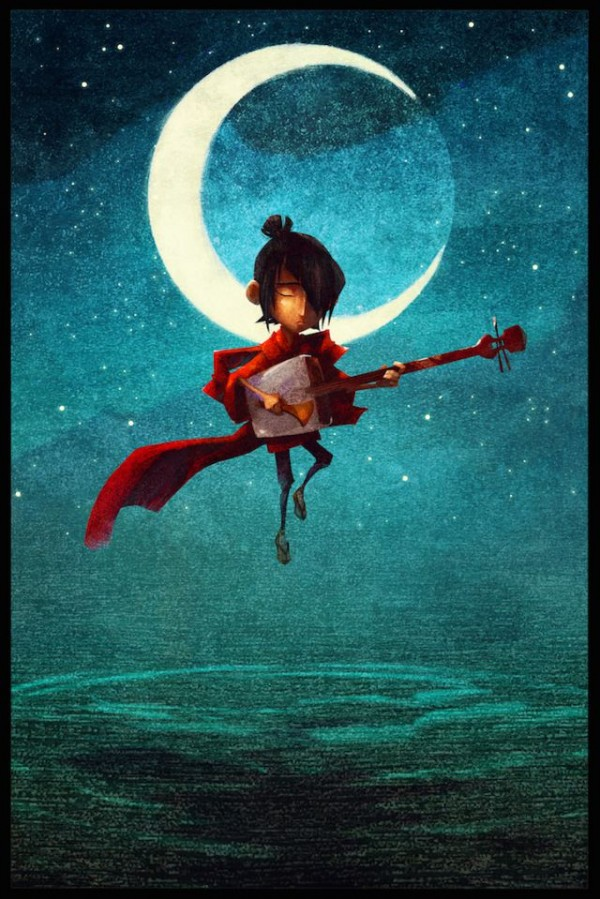 Kubo and The Two Strings  (Image courtesy of Laika)