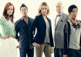 "TNT's ""The Librarians"""