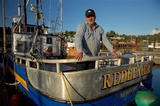 """Discovery's """"Deadliest Catch: Dungeon Cove"""" (photo: Discovery, Showing Captain Gary Ripka)"""