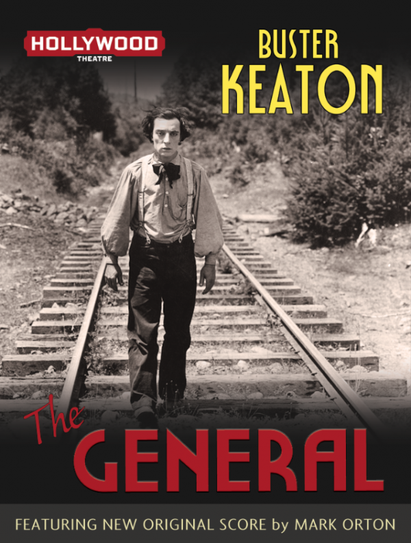 The General DVD Cover