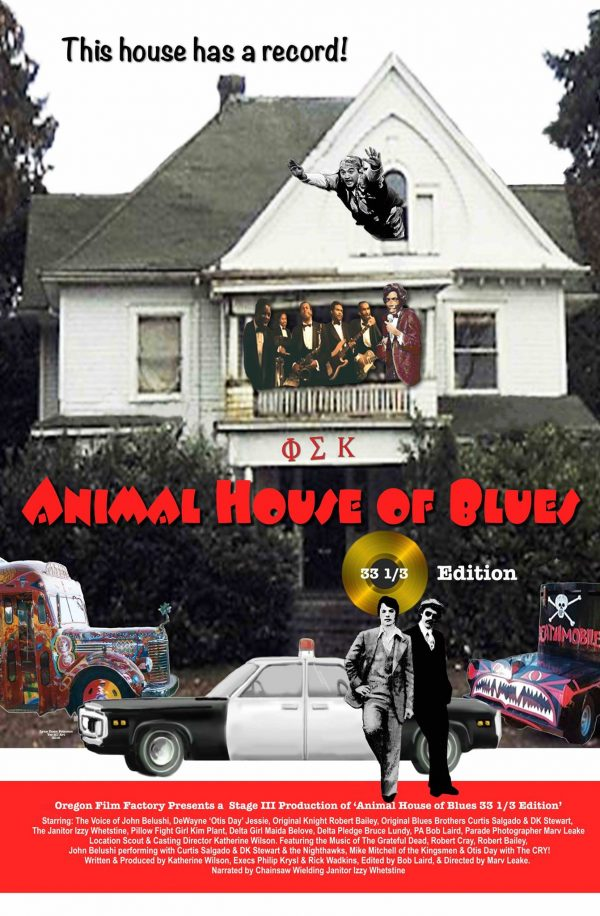 animal-house-of-blues-33-3-poster