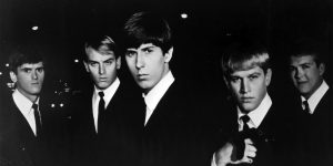 """The Kingsmen perform in celebration of the movie in which John Belushi re-reintroduced """"Louie Louie"""" to another generation of fans"""