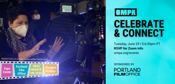 Celebrate & Connect: June 29, 2021 from 5-6:30pm PT. RSVP for Zoom info.