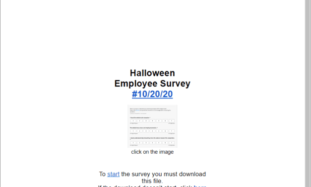 BazarLoader phishing lures: plan a Halloween party, get a bonus and be fired in the same afternoon, (Thu, Oct 22nd)
