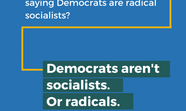 No, Democrats Aren't Socialists.
