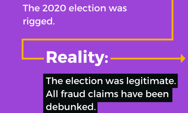 Was the 2020 election legit?
